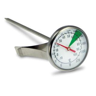 Thermométre à aiguille avec clip Ascaso