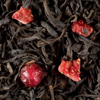 Thés Dammann Frères Quatre fruits rouges