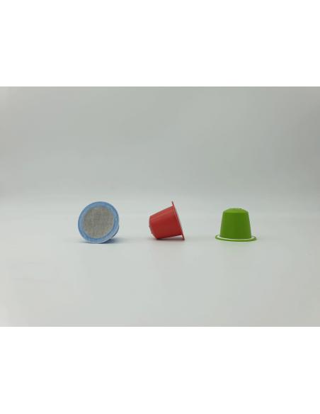Café capsules compatibles Nespresso® x200 / x50